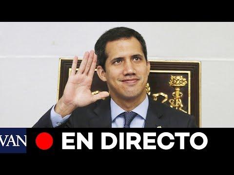 [EN DIRECTO] Juan Guaidó en la Asamblea Nacional de Venezuela