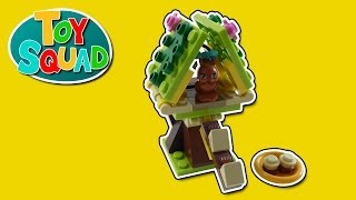 Lego Friends 41017 Squirrel's Tree House Animated Build