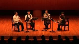 J.S.バッハ/栃尾克樹編 「イタリア協奏曲」より1、3楽章 2013年...