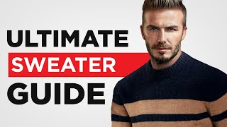 7 Essential Sweaters EVERY Man Must Own (2020 Buying Guide)