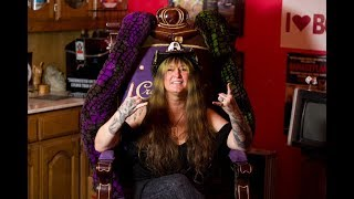 RITA HANEY on DimeVision 2, Unreleased PANTERA Songs & Dimebag Tribute Show with ZAKK WYLDE  (2017)