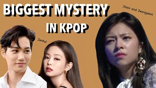 THE BIGGEST MYSTERY IN KPOP *part 1*