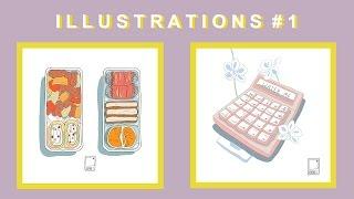 Illustrations No. 01