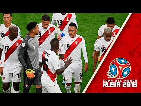PES 2018 | PERU EN EL MUNDIAL RUSIA 2018 FIFA WORLD CUP