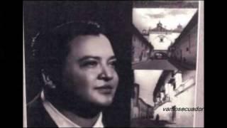►El chulla quiteño - Pasacalle de 1947 - Luis Alberto Valencia con la Orquesta Ecuador