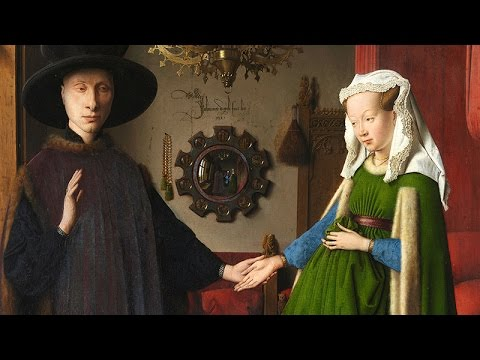 Jan van Eyck / Les Époux Arnolfini