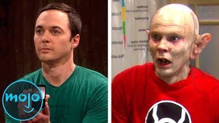 Top 10 Funniest Sheldon Cooper Moments