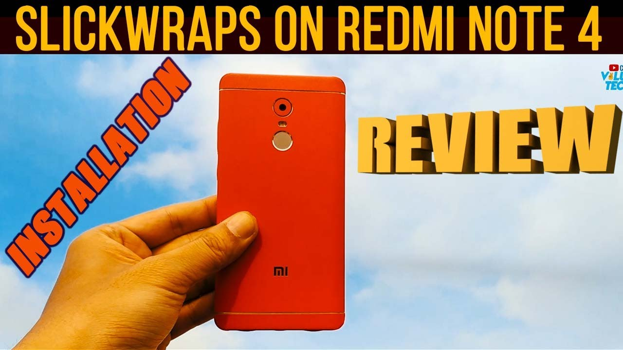 How To Install Slickwraps Custom Skin Apply On Redmi Note 4 Case Xiaomi 5 Pro Ipaky Carbon Fiber Matte For Installation Review Pros Cons