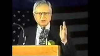 Ted Gunderson - Former FBI Chief Exposes 'Illuminati' (disturbing content)