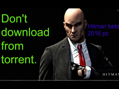 Hitman absolution professional edition torrent utorrent game.