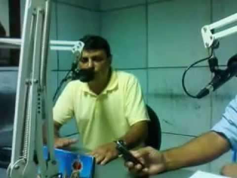 antony neto na radio talisma FM