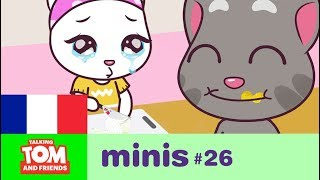 Talking Tom and Friends Minis - Le concours culinaire (Épisode 26)
