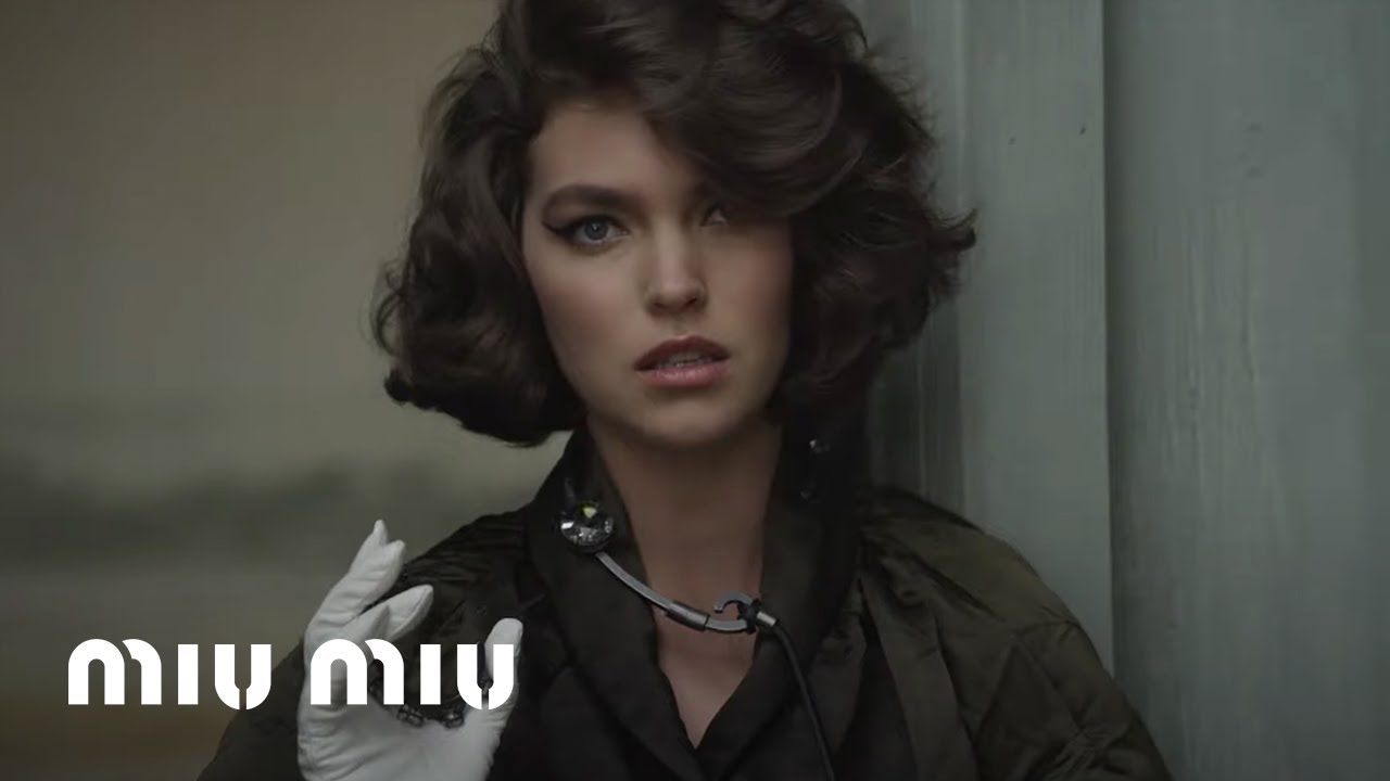 115213cfd3 Miu Miu Spring Summer 2013 - Eyewear Campaign Film - YouTube