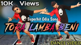 Tora Lamba Beni || Dance Video || Popper Abhay & JRoX Pop