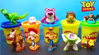 Toy Story Surprise With Toy Story Playset Slide N Surprise Playground Colour Shifters Disney Pixar