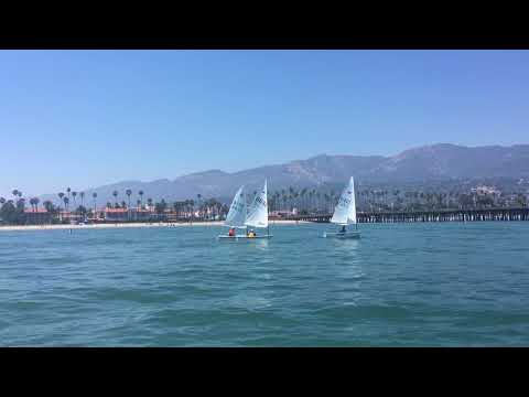 Santa Barbara  Sailboats Everything Peace