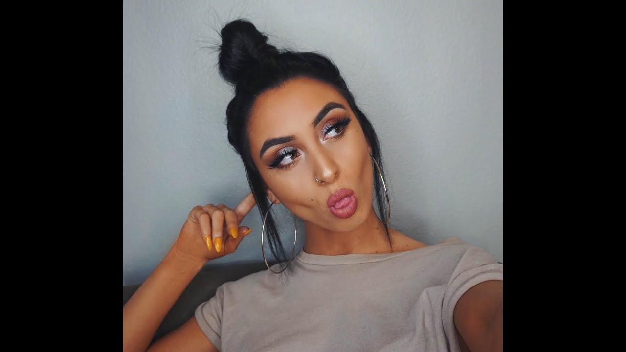 Makeup geek x manny mua