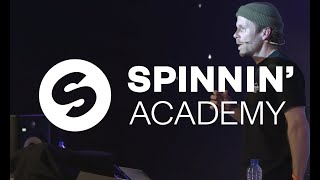 Mike Mago Masterclass: Generating Creative Ideas | Spinnin' Academy @ Dancefair 2019