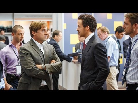 The Big Short: Watch 10 Dark and Hilarious Minutes From the Film