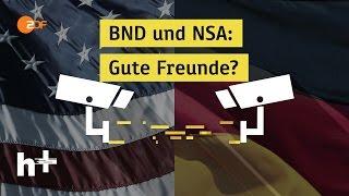 Wie BND und NSA zusammenarbeiten