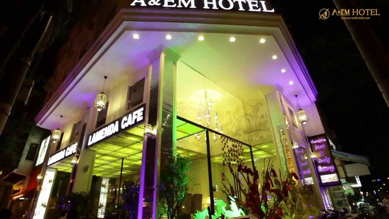 A Em Hotels Tvc Hotel 280 Le Thanh Ton Str D 1
