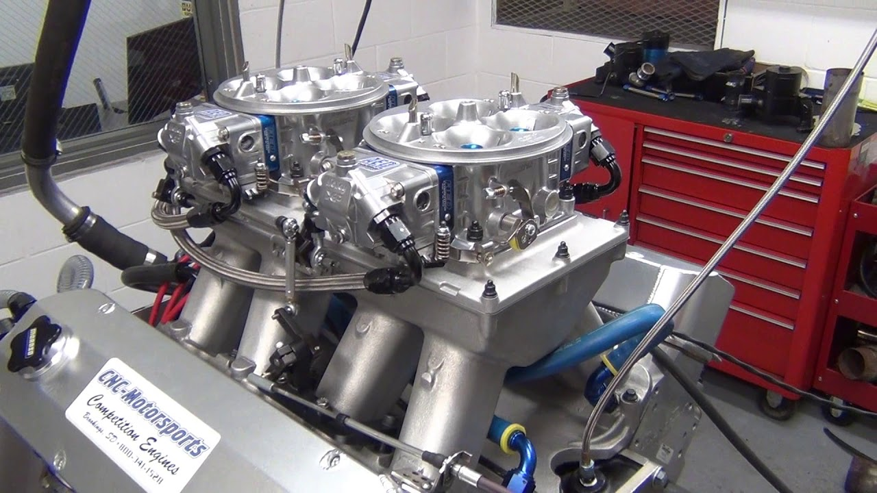 What's Inside An 1,100-Plus-Horsepower Big-Block Ford Built