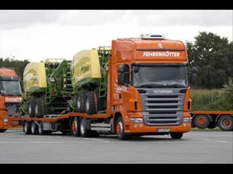 Spedition Fehrenkötter [Spezialtransporte]