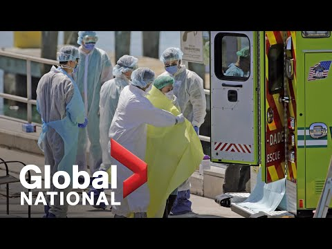 Global National: March 26, 2020 | COVID-19 death toll passes grim milestone in the U.S.