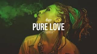 Pure Love Riddim (Reggae Romantic Dub Trap Beat Instrumental) (Protoje x Koffee, Flute Type) 2020
