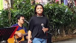 Ku Tak Kan Bersuara||Qasrina Putri Adriana Bawak Lagu Arwah Nike Ardila..