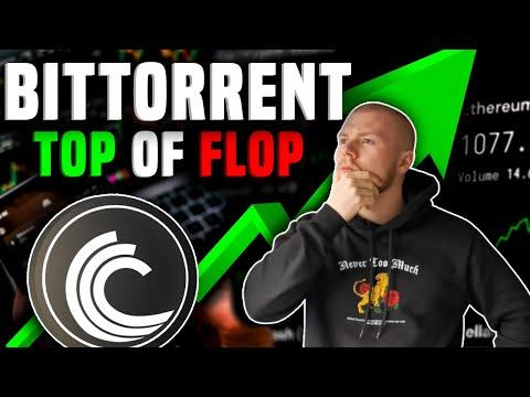 BITTORRENT (BTT): Wat is BitTorrent coin/token? Dit is mijn analyse + prijsverwa
