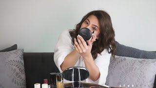 Denise Laurel's Morning Makeup Routine | Star Style Beauty