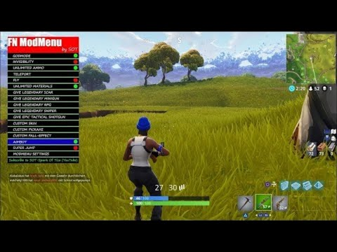 🔥 Hack Fortnite Chapter 2 Aimbot + WallHack Gameplay 🔴 How To Hack Fortnite | Fortnite Cheats 2020