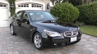 This E60 BMW 525i Sedan Caused a Giant Controversy, But is Now Aging Gracefully