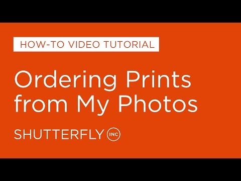 How To Order Prints From Shutterfly