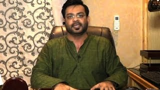 Amir Liaquat openly giving threats to India