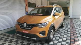 Renault Triber | Exterior Look !!! 2019 Renault Triber RXZ #Renault #Triber