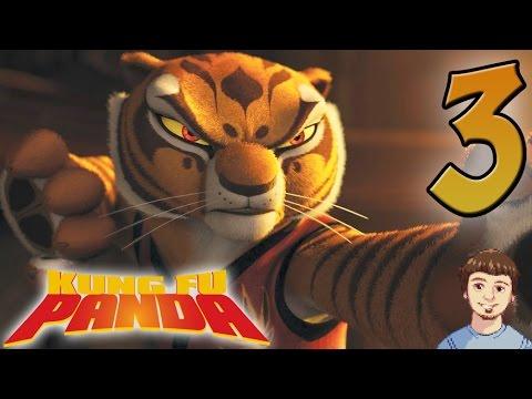 Kung Fu Panda The Video Game Walkthrough - PART 3 - Master Tigress Gameplay!