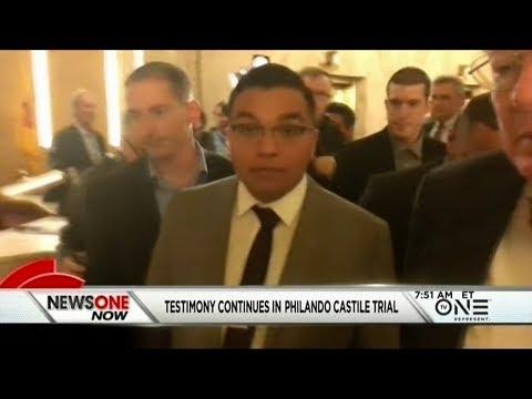 Jeronimo Yanez Trial Update: Philando Castile's Girlfriend Diamond Reynolds Takes The Stand