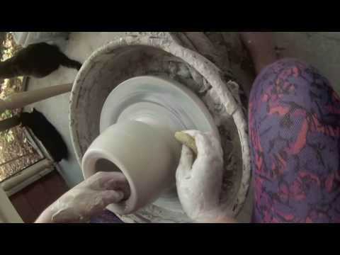 Total Porcelain pottery collapse!