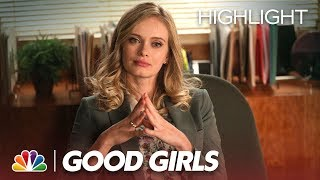 Amber Is Back With Bad News - Good Girls Episode Highlight