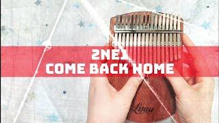 Kalimba)2NE1-Come Back Home투애니원-컴백홈 루아우칼림바 연주