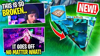 *NEW* Trap Glitch FOUND In Fortnite! Easy FREE ELIMS ! Ft. Timthetatman, DrLupo & HD