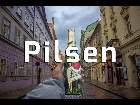 PILSEN, CZECH REPUBLIC: HOME OF GOOD BEER