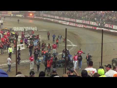 CHRISTOPHER BELL WINS 2017 CHILI BOWL +DONUTS