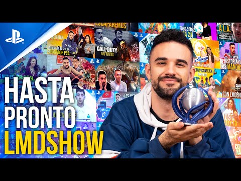 ¡CÁMARA OCULTA! Despedida LMDShow | PlayStation España