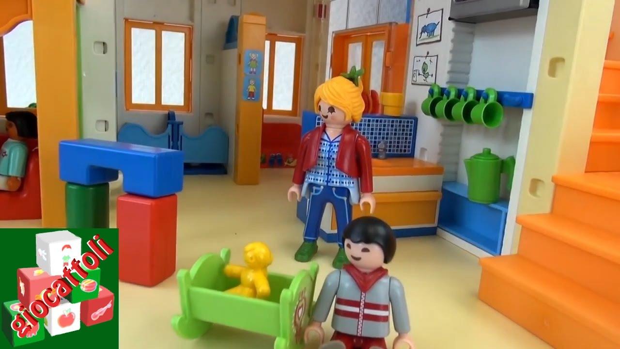 Ben noto Playmobil Scuola materna – Asilo splendido sole costruzione e Demo  RK12