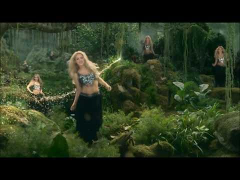 Shakira - La La La (Brazil 2014) (ALTERNATIVE VERSION) AMAZING VIDEO HD