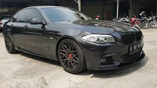 BMW F10 520i Stage 2 Mcchip-DKR ECU Tuning with Remus Exhaust at CK Motorsport TV