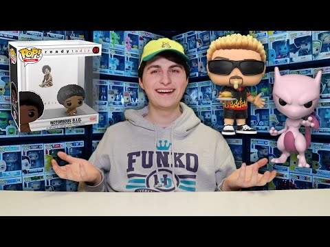 Top 10 Most Anticipated Funko Pops Of 2020!